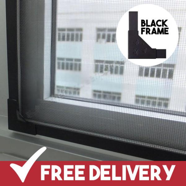 black diy flyscreen buy online