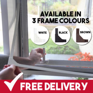 window magnetic fly screen kits uk