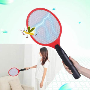 hand held electric mosquito swatter